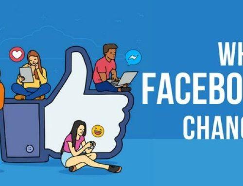 ปรับตัวอย่างไรให้ธุรกิจอยู่รอด เมื่อ Facebook เกิดการเปลี่ยนแปลง